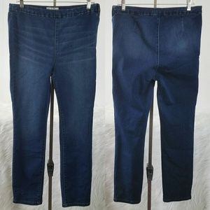 Free People High Rise Jeggings Sz 31